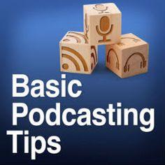 Basic Podcasting Tips