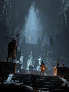Lara Croft - Rise of the Tomb Raider #LaraCroft #TombRaider #RiseoftheTombRaider