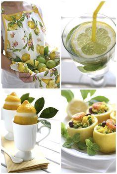 lemon inspiration food