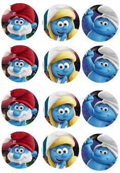 I loved the original Smurfs movie, and Neil Patrick Harris is one of my favourite actors so I am looking forward to the upcoming Smurfs mov. Cute Cartoon Pictures, Cartoon Pics, Lost Village, Kids Rewards, Classic Cartoon Characters, Smurfette, Alphabet Coloring Pages, Bottle Cap Crafts, Cute Clipart