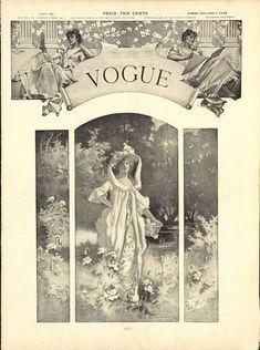 1892 Vogue America
