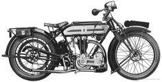 Triumph 500 Ricardo (1924)