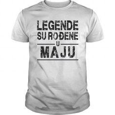 Awesome Tee 5 Legeden su rodene u Maju Shirts & Tees