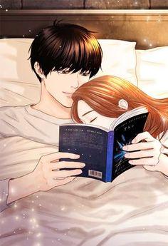 This would be like a relationships with Kim Namjoon *^* Cute Couple Art, Anime Love Couple, Manga Couple, Cute Anime Couples, Anime Couples Drawings, Couple Drawings, Art Drawings, Anime Love Story, Manga Love