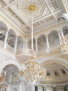 """the influence. on Twitter: """"Royal interior design… """" Baroque Architecture, Beautiful Architecture, Architecture Design, Architecture Background, Renaissance Architecture, Gold Aesthetic, Classy Aesthetic, Plafond Design, Princess Aesthetic"""