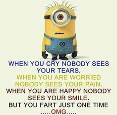 Super Ideas For Funny Pictures Memes Humor Minions Quotes Funny Minion Pictures, Funny Minion Memes, Minions Quotes, Memes Humor, Funny Humor, Humor Quotes, Minion Sayings, True Memes, Funny Photos