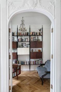 〚 Атмосфера Парижа в московской квартире декоратора 〛 ◾ Фото ◾Идеи◾ Дизайн