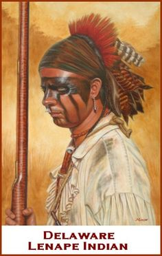 Cooper - Lenape (Delaware) Indian, French and Indian War Native American Songs, Native American Tattoos, American Indian Art, Native American History, American Indians, Delaware Indians, Woodland Indians, Before Us, Nativity