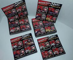 Lot of 1476 Coca Cola 7/11 Racing Family Collectible Cards - 1999 - Unseparated | Sports Mem, Cards & Fan Shop, Fan Apparel & Souvenirs, Racing-NASCAR | eBay!
