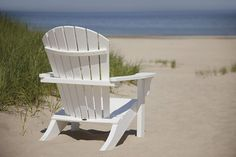 Top-Rated Adirondack Chairs for your Coastal Home! We love Adirondack Patio Chairs because of their comfort and beauty. Poly Adirondack Chairs, Adirondack Chair Plans, Recycled Plastic Adirondack Chairs, Polywood Adirondack Chairs, Polywood Outdoor Furniture, Kids Outdoor Furniture, Office Furniture, Beach Chairs, Patio Chairs