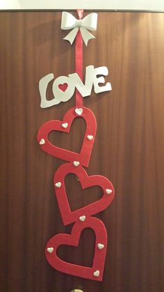 Romantic Valentines Day Ideas, Valentines Day Decorations, Valentine Day Crafts, Craft Stick Crafts, Diy And Crafts, Crafts For Kids, Paper Crafts, Dyi Decorations, Butterfly Decorations