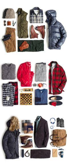База мужского гардероба