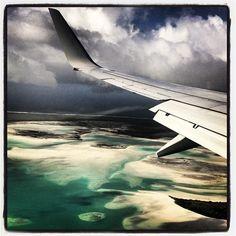 Final Approach Kiribati International by moldychum, via Flickr
