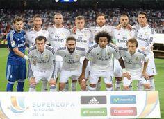 Real Madrid Starting XI. #HalaMadrid pic.twitter.com/stUGtmOMHq