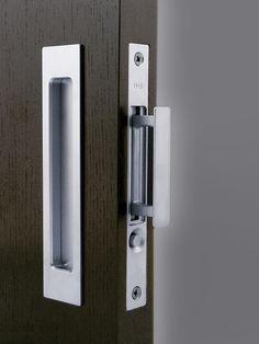 Emtek Pocket Door Mortise Lock, Privacy [$98] | Pocket Door | Pinterest | Mortise  Lock, Pocket Doors And Doors