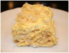 sans rival-a rich dessert, Filipino recipe