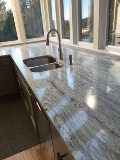 Granite countertop Brain breach Island Washington