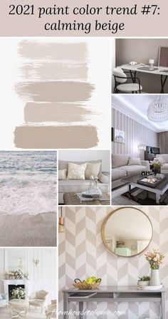 Find out the paint colors that have been chosen as the 2021 color of the year by Pantone, Benjamin Moore, Sherwin Williams and Behr. There's grey, blue, green and yellow...so lots of choice for 2021 interior design trends that will update your room decor. #fromhousetohome #2021 #trends #paintcolors #paintcolortrends #homedecortrends Valspar Paint Colors, Paint Color Schemes, Bathroom Paint Colors, Wall Paint Colors, Interior Paint Colors, Paint Colors For Living Room, Paint Colors For Home, Kitchen Paint Schemes, Paint Walls