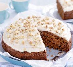 Carrot cake   Australian Healthy Food Guide