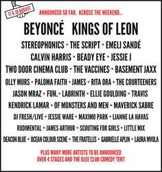 Si estás en Inglaterra no podés perderte este festival