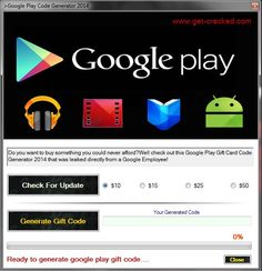 google play store gift card codes hack