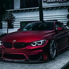 Beast BMW from @bmwwmpoweer #bmw #m #beast #cars #muscle #red #luxury #money #tycoon #instagram #instamood #instagood