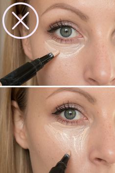You should definitely avoid these make-up mistakes! - You should definitely avoid these make-up mistakes! [BEAUTY] 7 make-up mistakes you should avoid! Diy Beauty, Beauty Makeup, Eye Makeup, Beauty Hacks, Beauty Secrets, Beauty Care, Beauty Skin, Beauty Guide, Natural Hair Mask