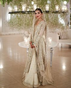 Elaf Junejo looks absolutely stunning in a signature bridal ensemble paired with a bespoke clutch * Source by dresses muslim Asian Bridal Dresses, Asian Wedding Dress, Pakistani Wedding Outfits, Pakistani Bridal Dresses, Pakistani Wedding Dresses, Bridal Outfits, Bridal Lehenga, Indian Dresses, Bridal Gowns