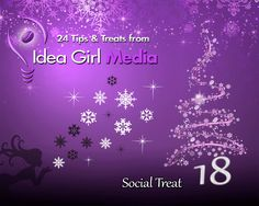 """$50.00 OFF PER MONTH --> Social Media Mentoring Program (must be booked by 12/31/2013)  https://ideagirlmedia.com/services/social-media/social-media-mentoring/  INCLUDES:   + Monthly online conference + Monthly innovation workshop + Quarterly round table + Private online community offering 24/7 access to Q&A + Occasional downloads & """"swipe files"""" + Sneak Previews on my publications   {Regularly: $97.00/Month USD}   #socialmedia #socialmediamentor   #socialmediatips #lightsonsocial #SMmentor"""