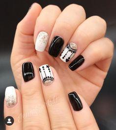 Semi Permanente, Nail Art Designs, Nailart, Hair Beauty, Make Up, Short Nail Manicure, Nail Manicure, Ongles, Makeup