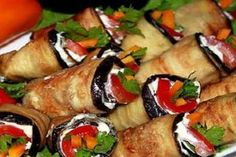 Breakfast Sausage Recipes Appetizers 66 Ideas For 2019 Breakfast Sausage Recipes, Breakfast Smoothie Recipes, Vegetarian Breakfast Recipes, Eat Breakfast, Breakfast Casserole, Eggplant Appetizer, Appetizer Recipes, Appetizers, Georgian Food