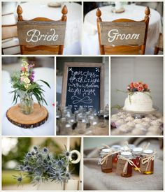 rustic wedding ideas on a budget | Rustic Vintage Wedding photo | The Budget Savvy Bride