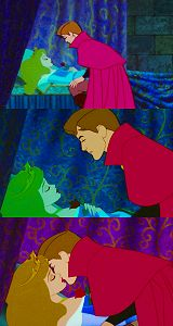 Prince Phillip Sleeping Beauty Kiss