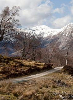 Highlands of Western Scotland