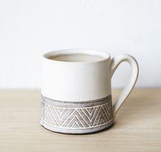 Haze Half Eternity Mug | Jessica Wertz Ceramics