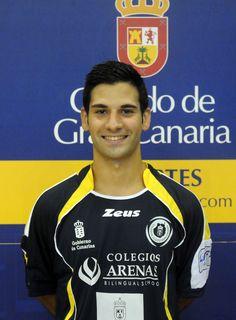El grancanario Itamar dice adiós al Gran Canaria Colegios Arenas