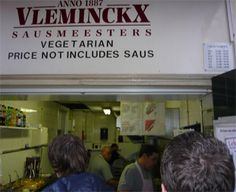 Best French fries in Amsterdam | Amsterdam Travel Guide