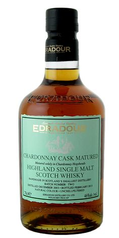 Small production, big heritage, great Scotch.From the smallest distillery in Scotland comes this unique Highland malt Whisky that was hand-made by three men, who are completely dedicated...