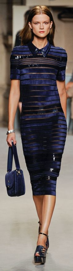 Loewe Spring  (love this dress but would wear something underneath so it wouldn't be see through lol)