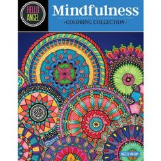 Hello Angel Mindfulness Coloring Collection Adult Coloring Book, Multicolor