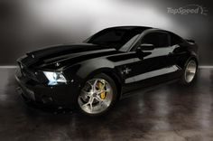 2012 Ford Mustang Shelby GT500 Super Snake by Galpin Auto Sports picture - doc429846