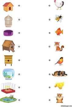 Everyone at home, educational game for children aged 4 and over is part of Educational games for kids - Chacun chez soi, jeu éducatif pour enfants de 4 ans et plus Everyone at home, educational game for children aged 4 and over Educational Games For Kids, Preschool Learning Activities, Preschool Education, Free Preschool, Preschool Worksheets, Toddler Activities, Preschool Activities, Teaching Kids, Kids Learning