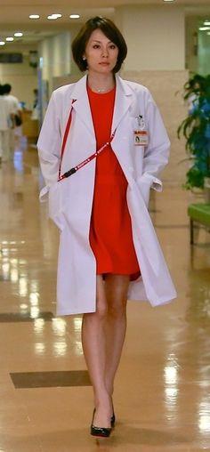 Doctor X 2013 11th episode http://www.tv-asahi.co.jp/reading/doctor-x-02/category/未知子のファッションチェック致します!/