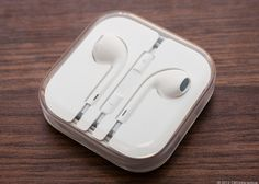 Earphones redesigned - Earpods packaging