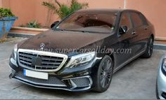 Spy Video: Mercedes-Benz S65 AMG Maybach