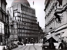 HANNOVER * Anzeiger Hochhaus vor dem 2. Weltkrieg.