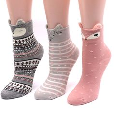 Women Men Unisex Funny Rubber Letters Printed Anti-slip Long Crew Socks Floor Ribbed Knitted Contrast Color Striped Leg Warmer Delicacies Loved By All Underwear & Sleepwears