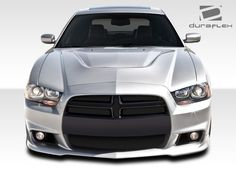 2011-2014 Dodge Charger Duraflex SRT Look Body Kit - 6 Piece