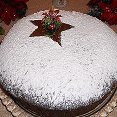 Vasilopita (New Year's cake)