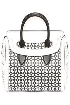 2ce0392b3e8 Alexander McQueen - Women s Bags - 2014 Spring-Summer vintage leather  handbags